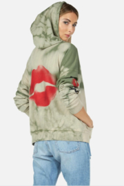 Lauren Moshi  Koa Spray Kiss Hoody - Product Mini Image