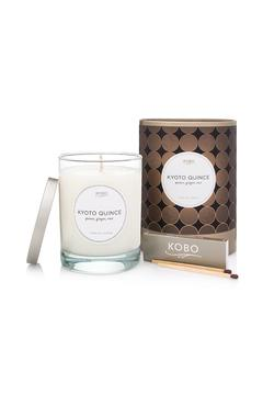 Kobo Candle-Soy Kyoto Quince - Alternate List Image