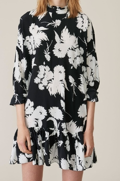 Ganni Kocchar Mini Dress - Product List Image