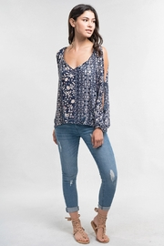 Lovestitch  KoKo Blouse - Front cropped