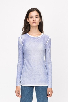Kokun Bamboo Cashmere Tee - Product List Image