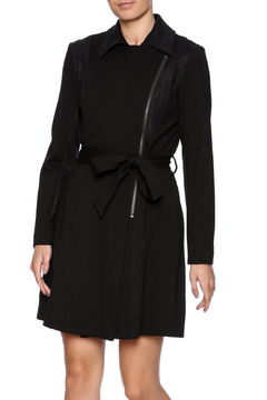 Komarov Sashed Zip Dress - Product List Image