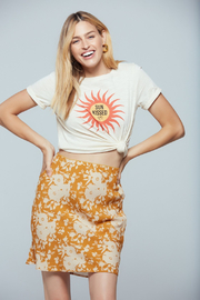 Band Of Gypsies KONA SKIRT - Front cropped