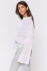 SPIRITUAL GANGSTER Kona Sunset Sweater - Side cropped