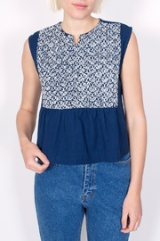 Kopal Embroidered Top - Product Mini Image