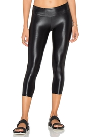 KORAL High Rise Lustrous Capri - Front cropped