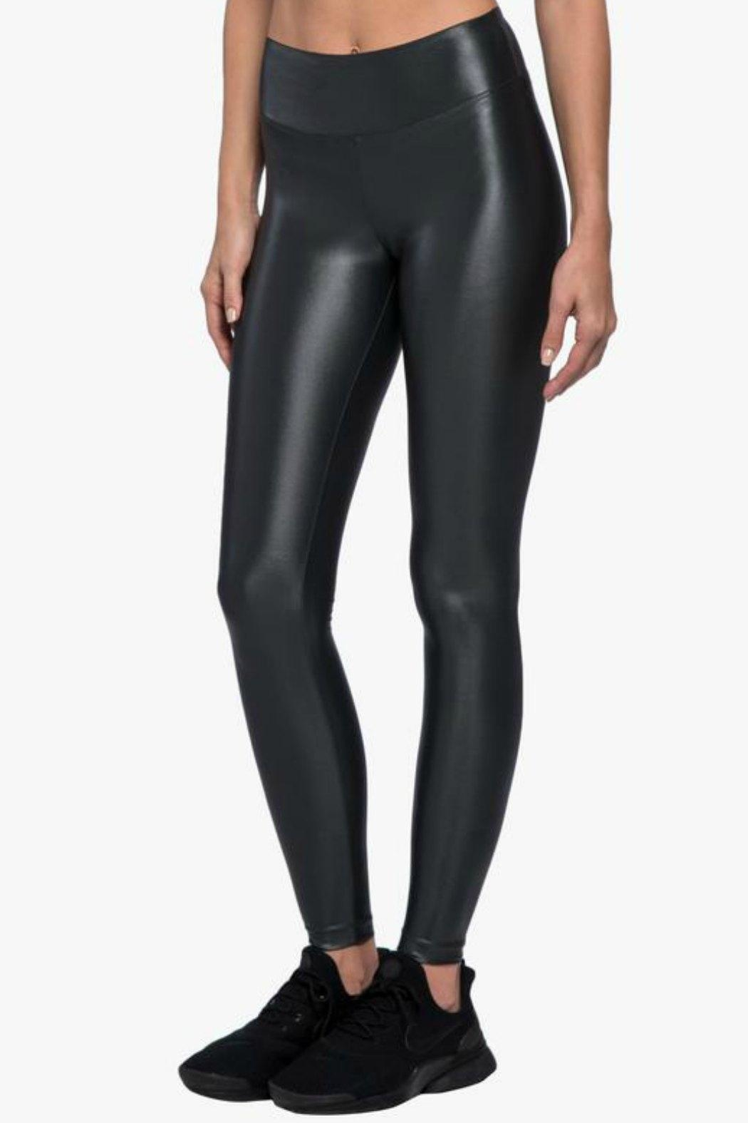 KORAL Lustrous High-Rise Legging - Front Cropped Image