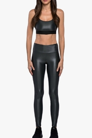KORAL Lustrous High-Rise Legging - Side cropped