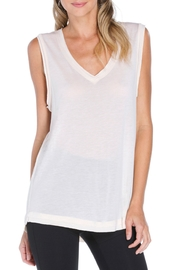 KORAL Media Sleeveless Tank - Product Mini Image