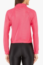 KORAL Pump Netz Pullover - Front full body