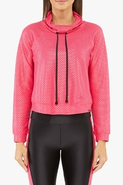 KORAL Pump Netz Pullover - Product Mini Image