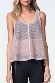 KORAL Scoop Top - Front cropped