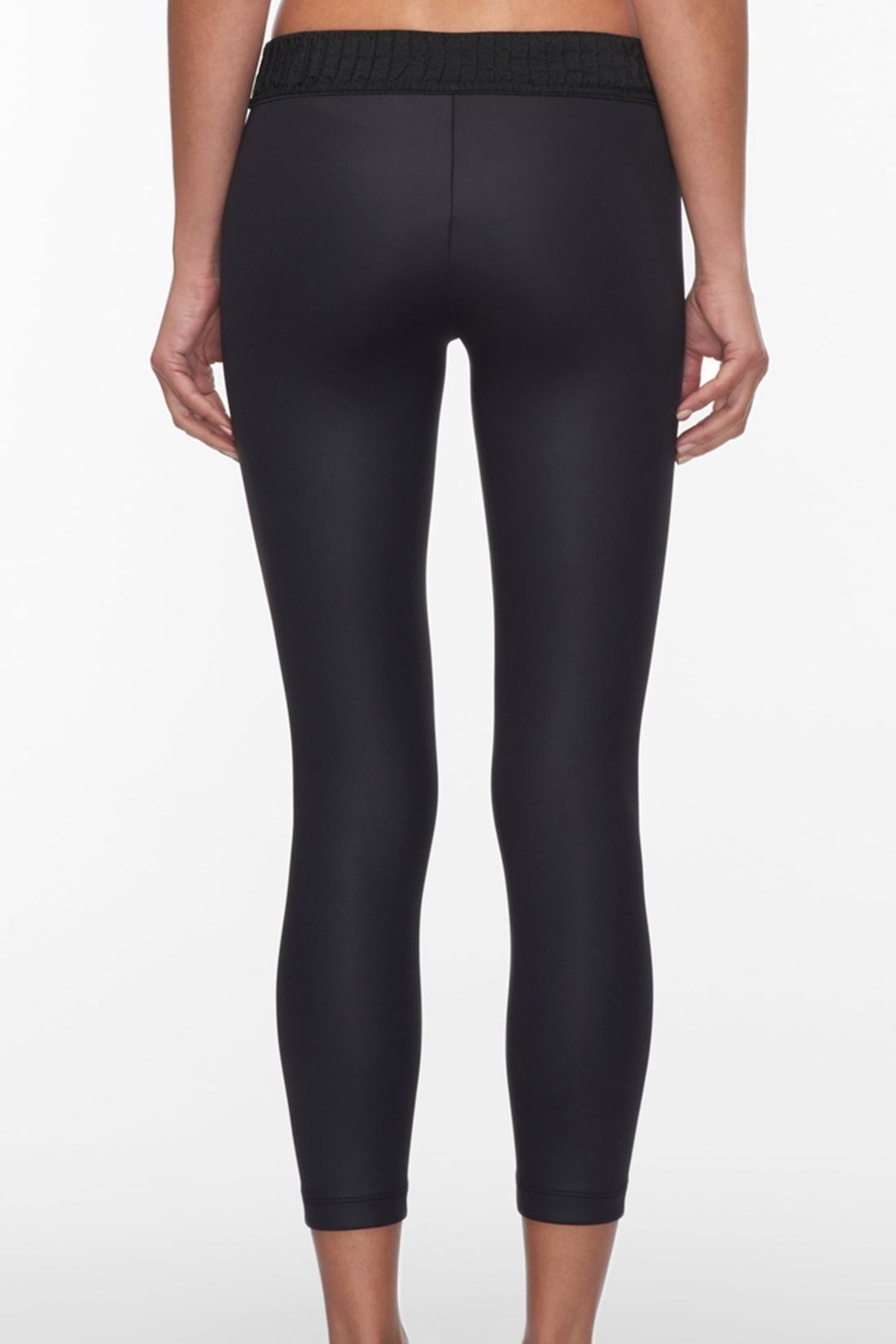 KORAL Wired Cropped Legging - Side Cropped Image