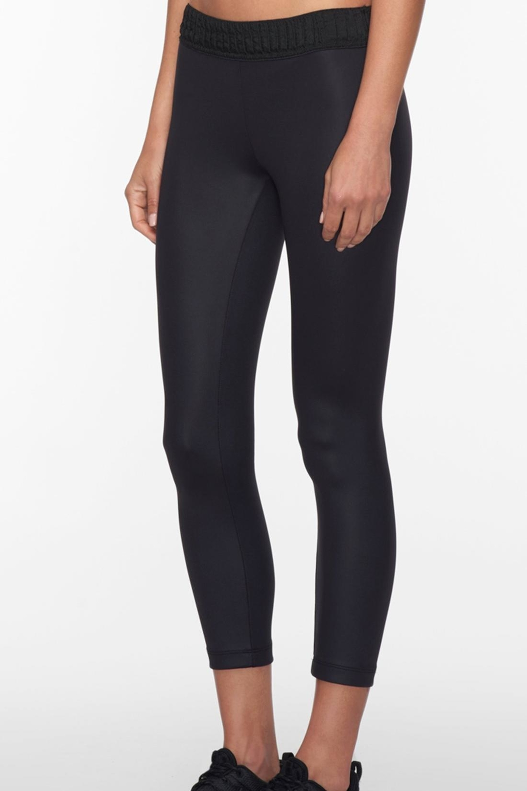 KORAL Wired Cropped Legging - Front Full Image