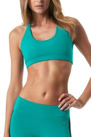 Koral Activewear Circuit Sports Bra - Front cropped
