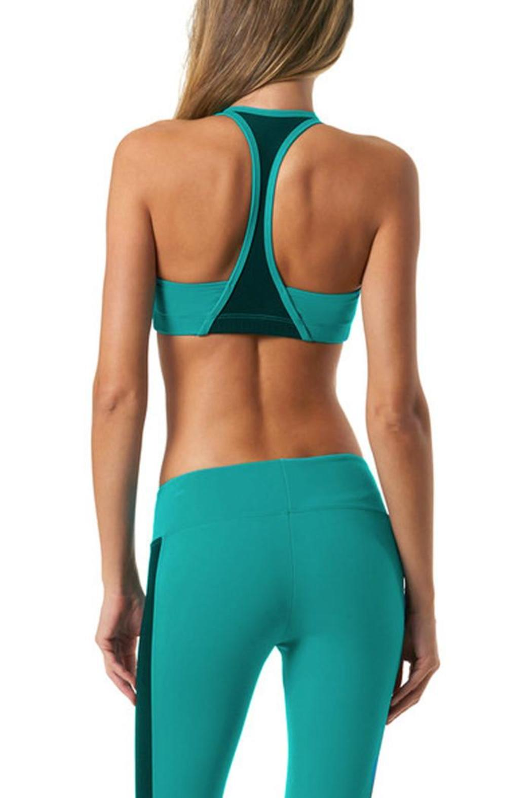 Koral Activewear Circuit Sports Bra - Front Full Image