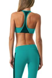 Koral Activewear Circuit Sports Bra - Front full body