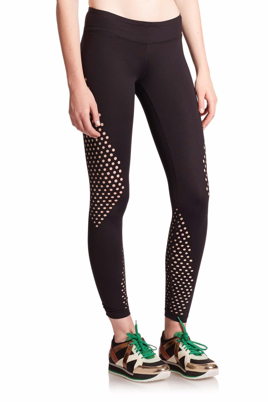 Koral Activewear Visage Cropped Legging From Omaha By Renu