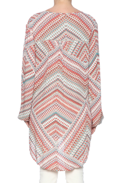 Shoptiques Product: Coral Pattern Tunic