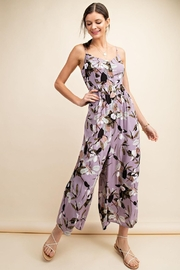 Kori Fab Floral Jumpsuit - Product Mini Image