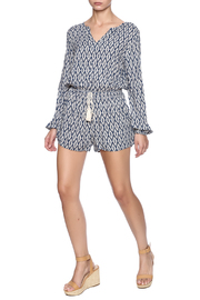 Kori The Taylor Romper - Front full body