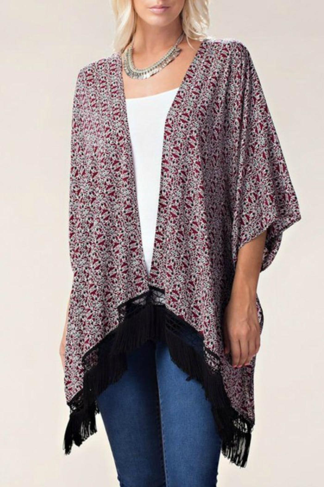 KORI AMERICA Fab and Flowy Kimono from Mississippi by Exit 16 ...
