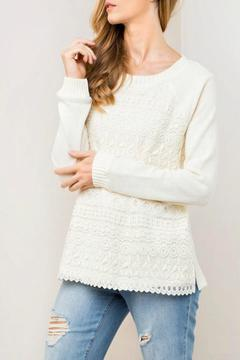 Shoptiques Product: French Terry Sweatshirt