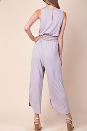 KORI AMERICA Smocked Waist Jumpsuit - Other