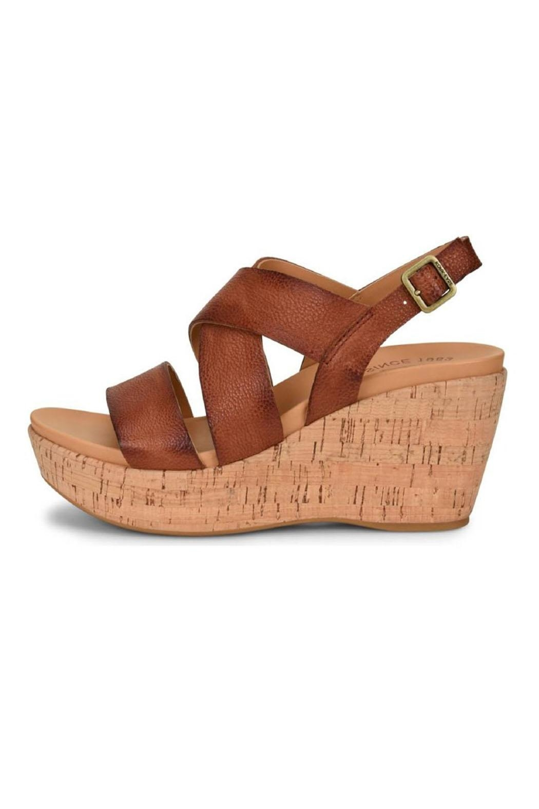 Kork-Ease Ashcroft Wedge - Front Cropped Image