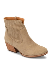 Kork-Ease Sherrill Suede Booties - Front full body