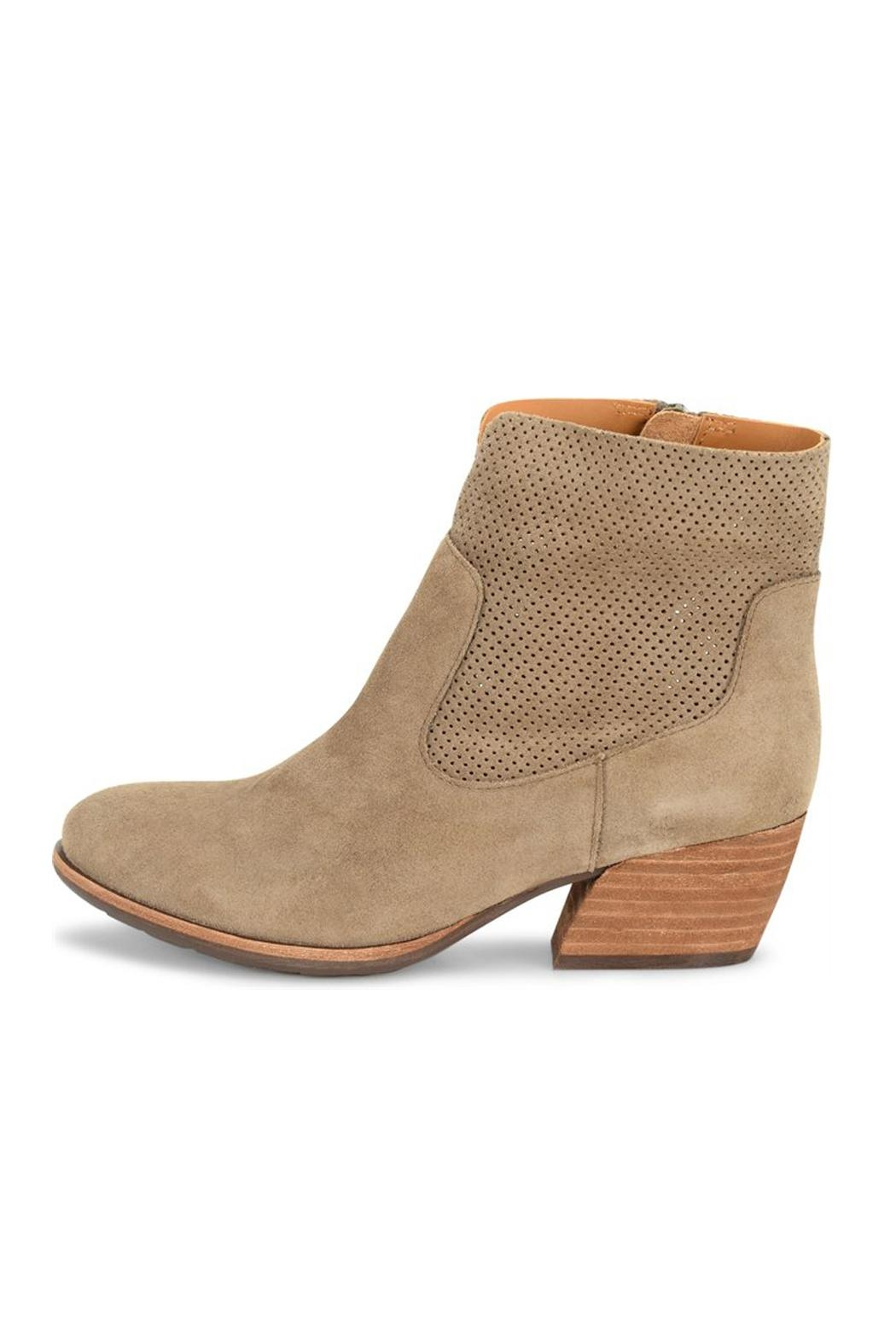 Kork-Ease Sherrill Suede Booties - Main Image