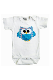 Kota couture Boy Owl Onesie - Product Mini Image