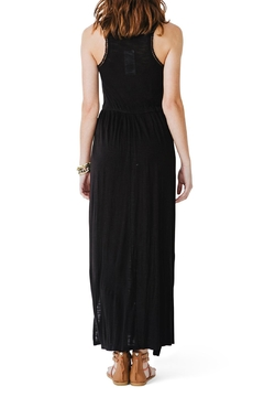 Shoptiques Product: Jersey Sleeveless Maxi Cover-Up