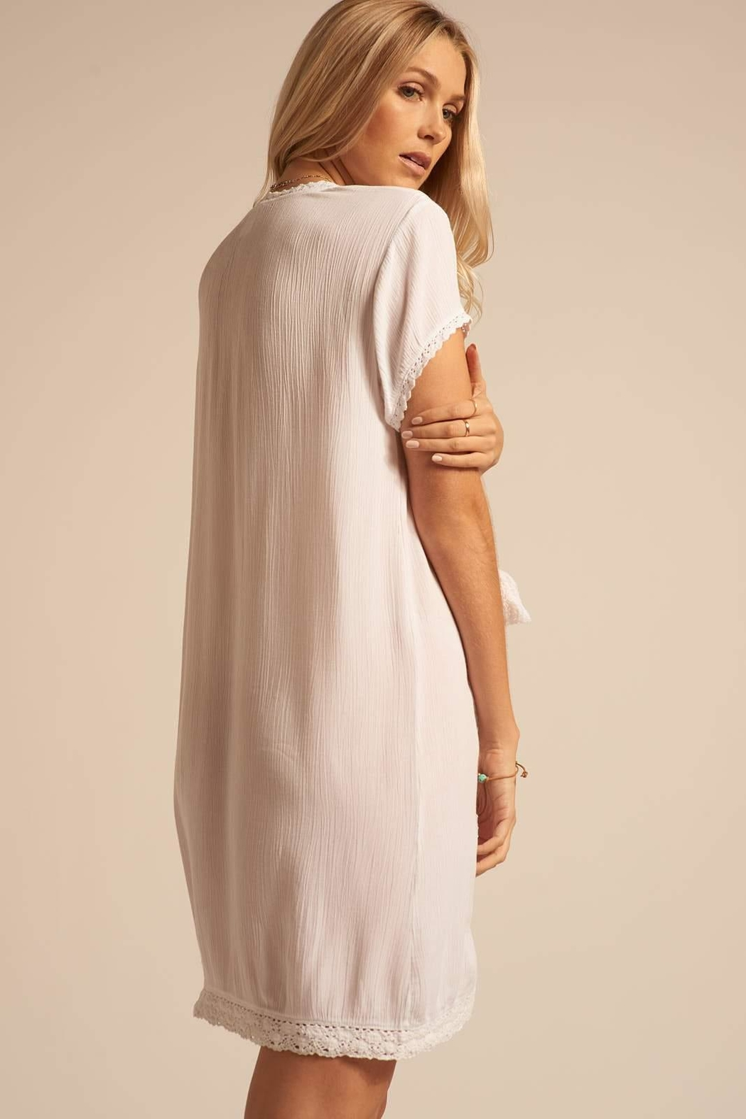 Koy Resort Miami Coverup Dress - Front Full Image