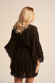 Koy Resort Miami Coverup Kaftan - Front full body