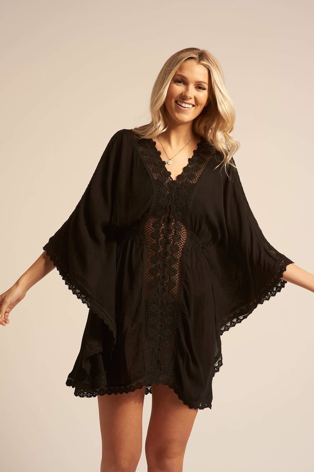 Koy Resort Miami Coverup Kaftan - Main Image