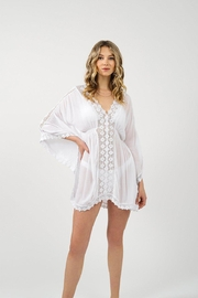 Koy Resort Miami Kaftan Cover-Up - Front cropped