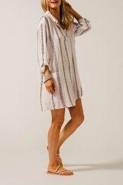 Koy Resort Montauk Shirt Dress - Product Mini Image