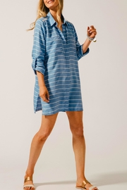 Koy Resort Monterey Shirt Dress - Product Mini Image