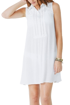 Shoptiques Product: Sleeveless Tank Cover-Up