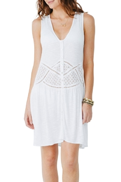 Shoptiques Product: Lightweight Sleeveless Cover-Up