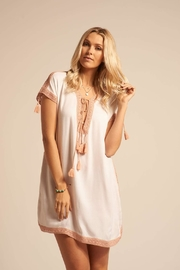 Koy Resort Tulum Tassel Tunic - Product Mini Image