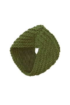 Shoptiques Product: Moss Cowl Scarf