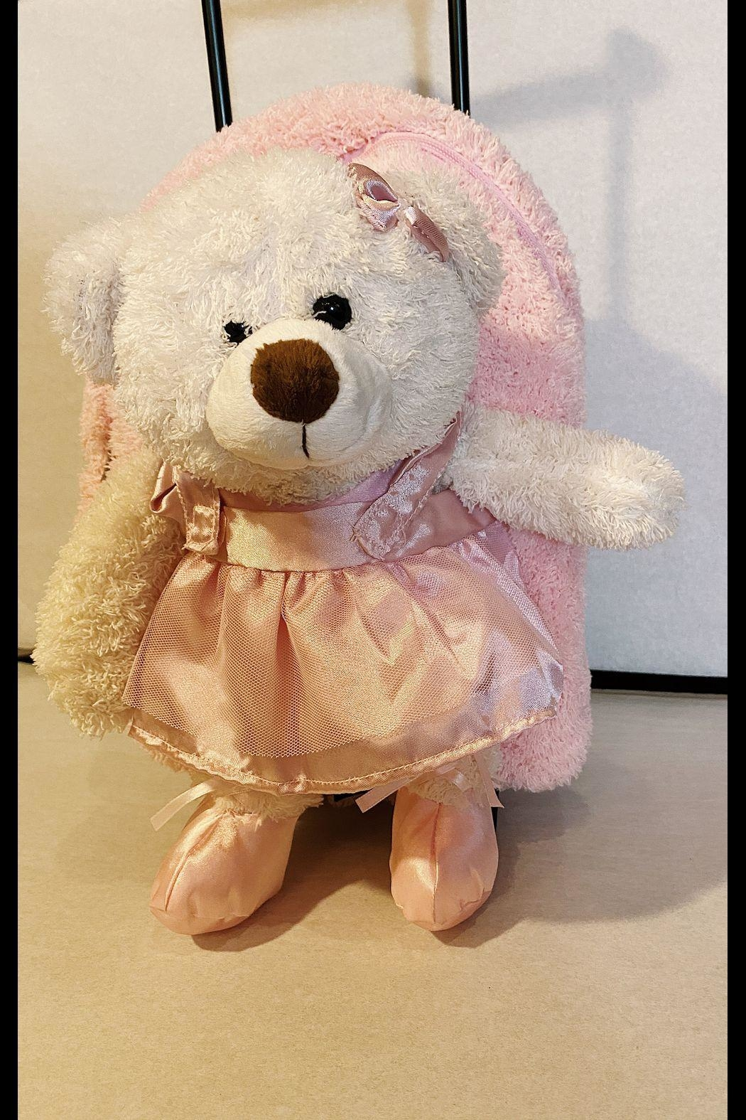 kreative kids Bear Ballerina Trolley - Main Image