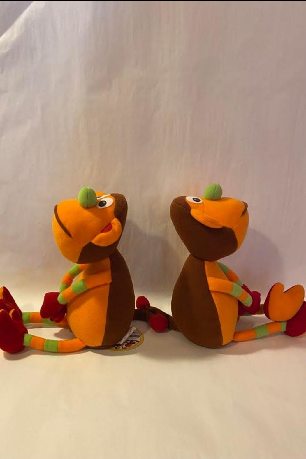 kreative kids Monkey Bookends - Front Full Image