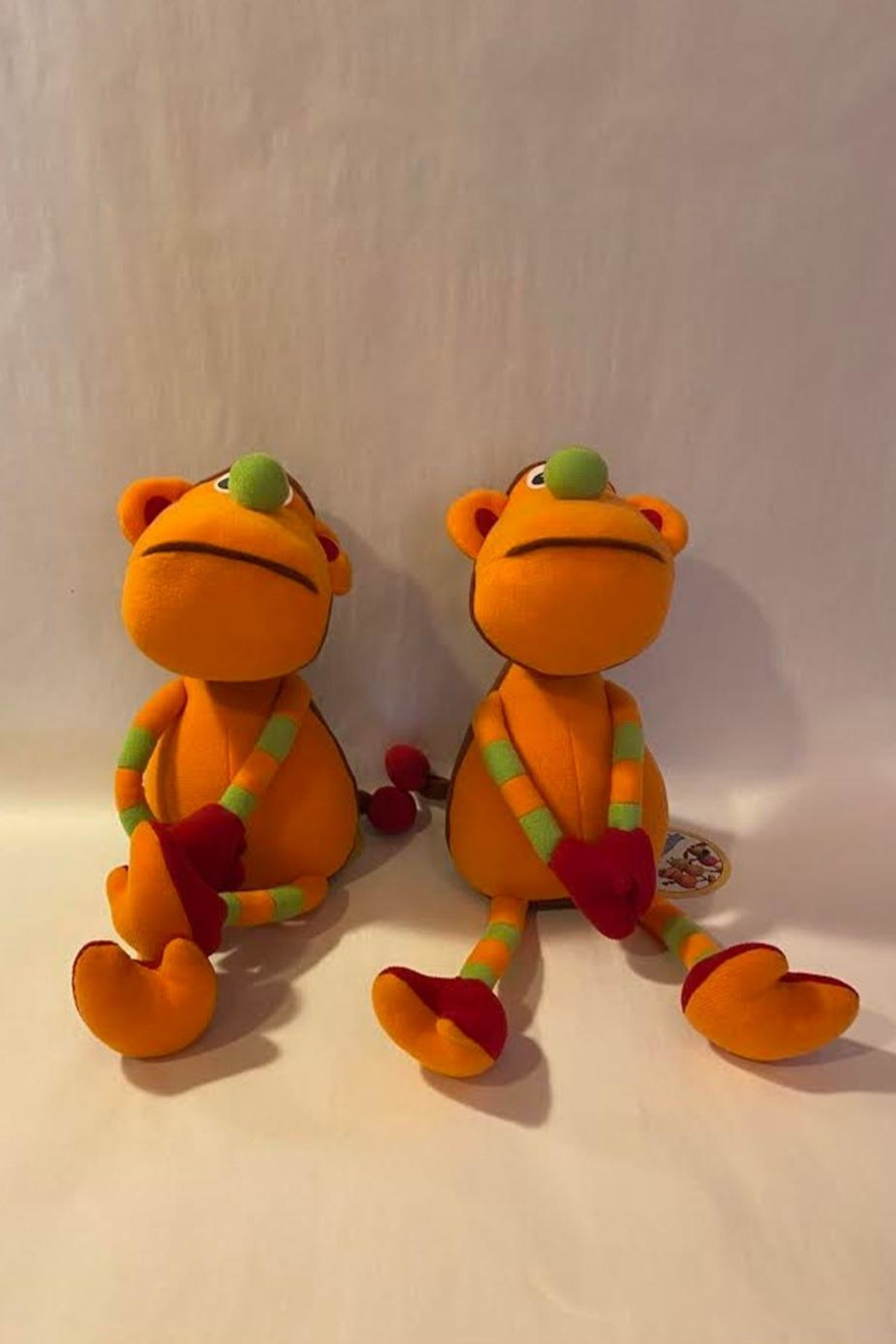 kreative kids Monkey Bookends - Main Image