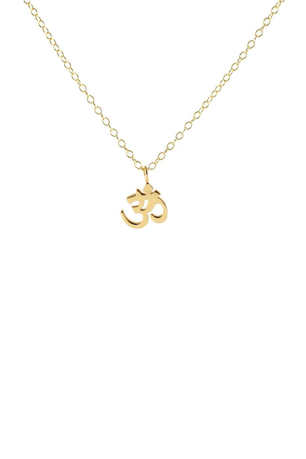 Kris Nations Om Necklace - Main Image