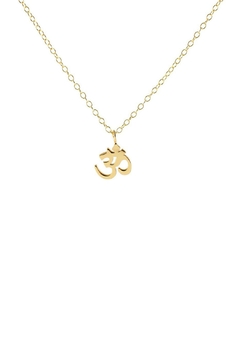 Kris Nations Om Necklace - Product List Image