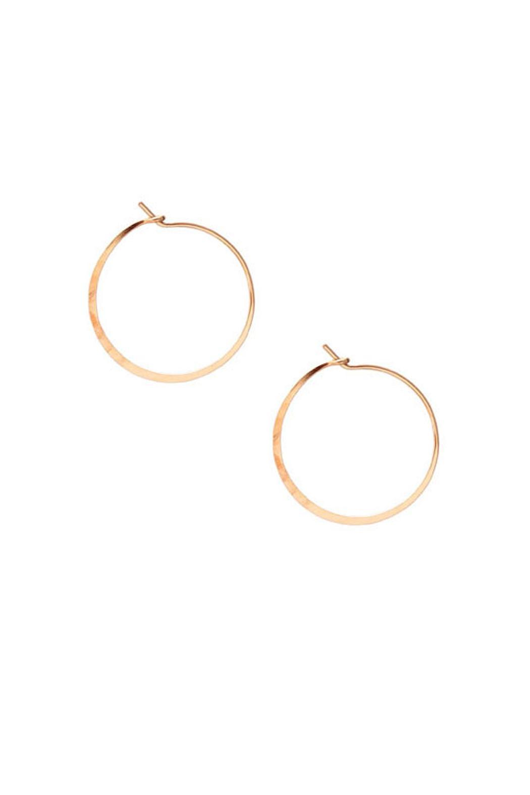 Kris Nations Small Simple Hoops - Main Image