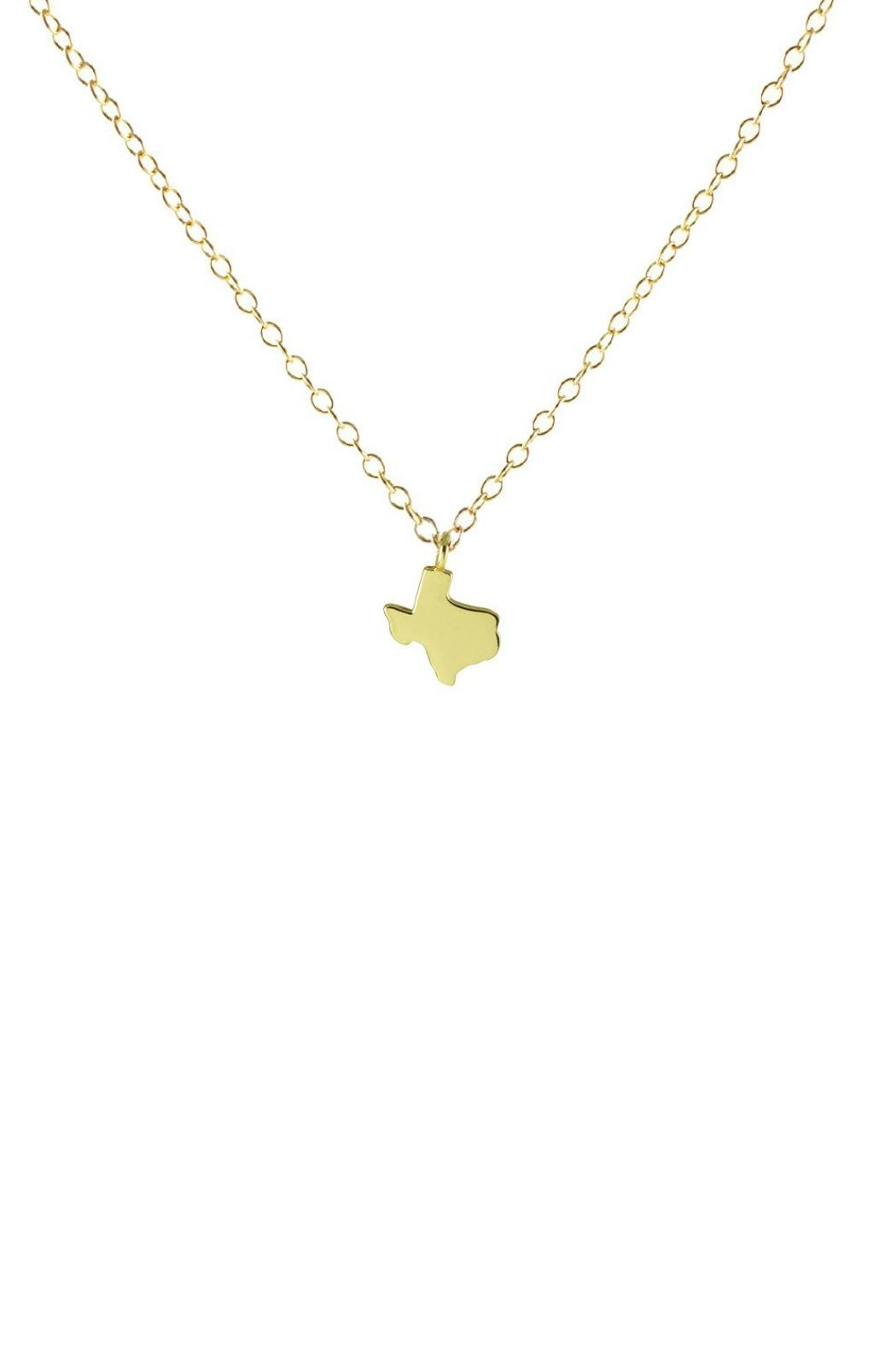 Kris Nations Texas Charm Necklace - Main Image